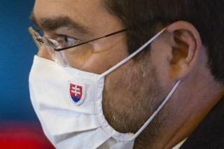 Odchádzajúci minister zdravotníctva SR Marek Krajčí (OĽaNO)