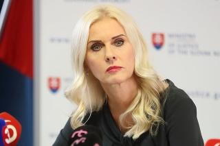 Monika Jankovská drží hladovku, pretože má pocit, že porušujú jej základné práva.