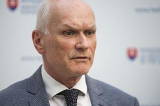 Prezident Slovenskej lekárskej komory (SLK) Marian Kollár