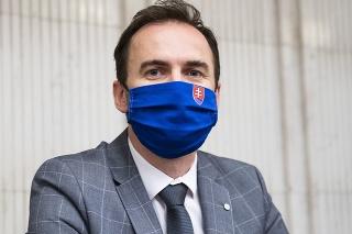Poslanec NR SR Michal Šipoš (OĽaNO)