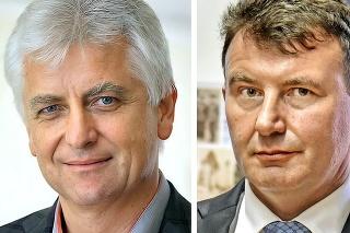 Jozef Brhel a František Imrecze
