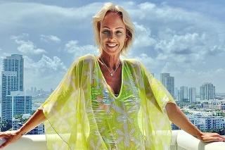 Blondínka žila 12 rokov na Floride.