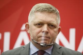 Šéf Smeru Fico