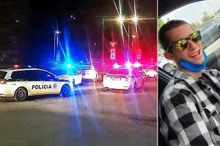 Nepríčetne správajúci sa muž na čerpacej stanici konfrontoval 25-ročného Košičana Patrika.