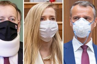 Medzi zaočkovanými poslancami sú Boris Kollár, Vladimíra Marcinková či Richard Raši.
