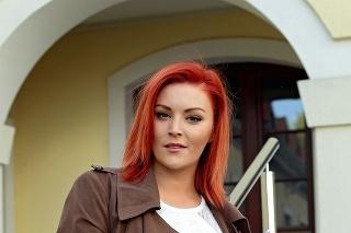 Švidraňová priznala,  že jej chodia neslušné správy od opačného pohlavia.