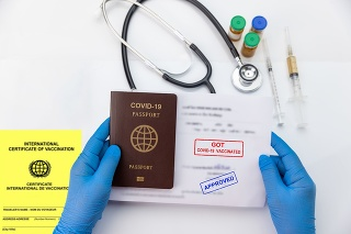 Get vaccinated  before travel
