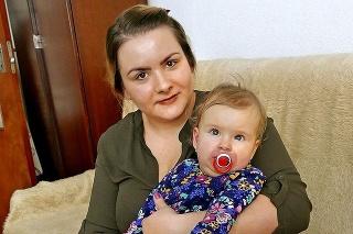 Mama Štefánia a Lívinka sú veľké bojovníčky.