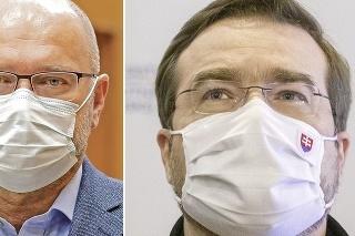Richard Sulík a Marek Krajčí.