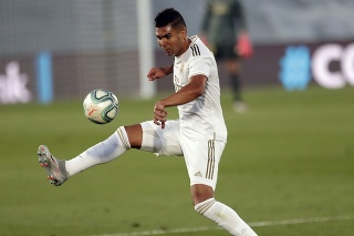 Casemiro si z reprezentácie Realu Madrid príliš ťažkú hlavu nerobí, no výkony ma aj tak na vysokej úrovni.