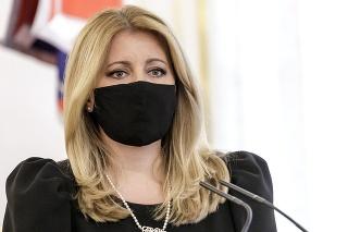 Tvrdé slová prezidentky Čaputovej o celoplošnom testovaní: Toto premiéra zamrzí