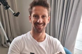 Od desivej nehody Romaina Grosjeana uplynulo už 44 dní.