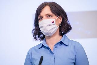 Vicepremiérka Veronika Remišová (Za ľudí)