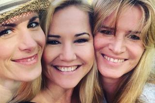 Tri sestry: Monika, Zuzana a Iveta (sprava)  si rozumejú nielen v súkromí, ale aj pracovne.