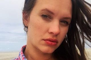 Herečka Kristýna Leichtová