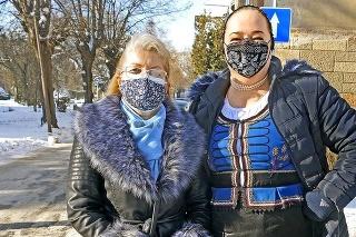 Marcela Šterbáková (51), riaditeľka (vľavo), Andrea Rendošová (48), učiteľka, materská škola.