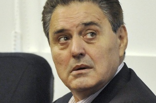 Jozef Majský na archívnej snímke z roku 2010