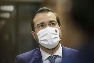 Minister zdravotníctva SR Marek Krajčí