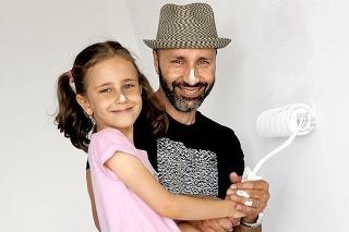 Opatovskému rastie doma konkurencia: Dcéra Hanka je talent, má za sebou už aj takúto spoluprácu