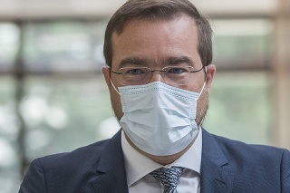 Minister zdravotníctva SR Marek Krajčí  (OĽaNO)