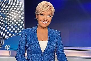 Moderátorka sa vrátila s radosťou na televízne obrazovky.
