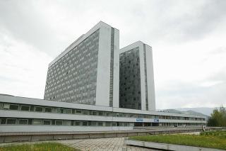 Roosveltova nemocnica v Banskej Bystrici