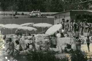 V 70-tych rokoch sa kúpalisko tešilo veľkej obľube.