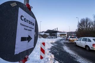 V Česku pribudlo vyše 9-tisíc nakazených (ilustračné foto).