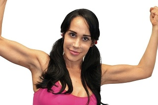 Mamička je opäť vo forme vďaka cvičeniu a vegánskej strave.