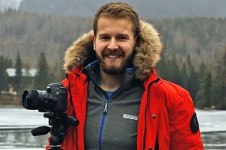 astrofotograf T. Slovinský