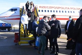 Pomáhať budú aj na Orave, Kysuciach a východnom Slovensku.