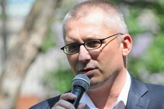 Poslanec Národnej rady SR (NR SR) Miroslav Kollár (Za ľudí)