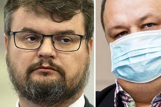 Vicepremiérovi Štefanovi Holému udelil výnimku hlavný hygienik Ján Mikas.
