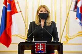 Prezidentka Zuzana Čaputová tvrdí, že nedostatok zdravotníkov môže spôsobiť vážne problémy pri testovaní.