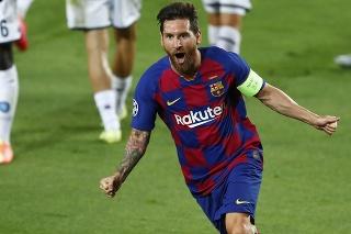 Dočká sa Messi v najbližšom El Clásicu gólu?