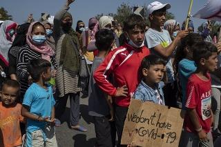 Nemecko prijme 1500 migrantov z gréckych ostrovov.