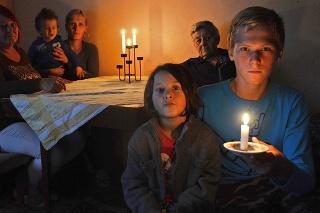 2015 - Početná rodina trpela, no z biedy ju pomohli vytrhnúť aj čitatelia Nového Času.