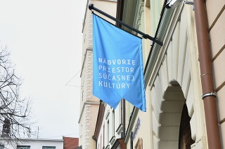 Kultúrne centrum Nádvorie 4. apríla 2018 otvorilo prvýkrát svoje brány Trnavčanom.