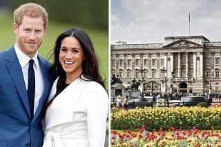 Harry a Meghan opustili kráľovskú rodinu.