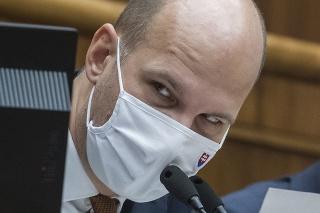 Podpredseda parlamentu SR Gábor Grendel (OĽaNO)