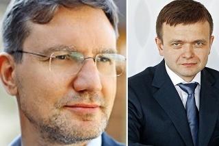 Ivan Chrenko a Jaroslav Haščák.