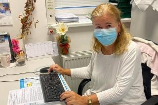 MUDr. Hmiáková výstižne zhrnula správanie Slovákov počas pandémie.