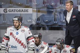 Zápas medzi Salzburgom a Bratislava Capitals odložili.