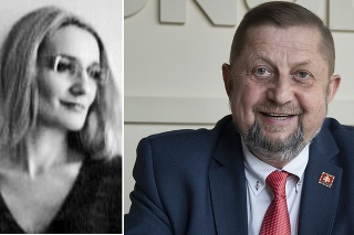 """Premiérova sestra spravuje fanúšikovskú stránku Štefana Harabina ako """"moderátorka""""."""