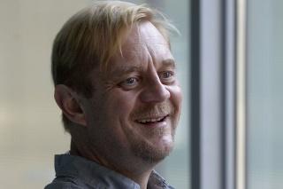 Český herec Petr Čtvrtníček