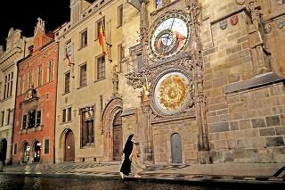 V Česku platí nočný zákaz vychádzania.