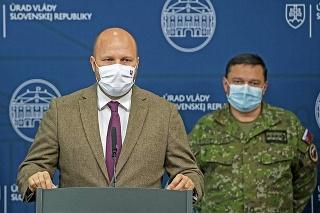 Celoplošnú akciu má pod palcom minister obrany Jaroslav Naď.