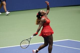 Serena Williamsová je na svoju postavu hrdá.