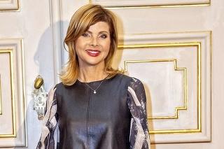 Moderátorka Soňa Müllerová.