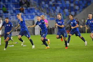 Slovenských futbalistov čaká finále baráže o postup na EURO už s novým trénerom.